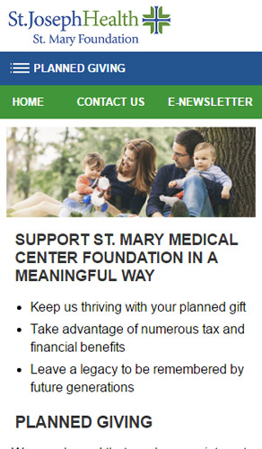 St. Mary Medical Center Foundation
