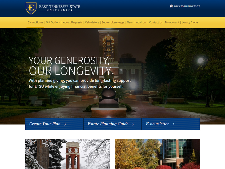 East Tennessee State University Foundation